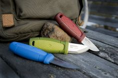 Well...I think I need to have at least one of these. Morakniv Eldris