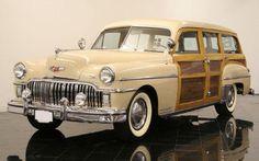 1949 Desoto Deluxe wagon