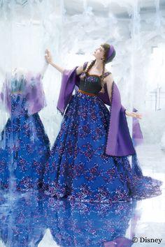 Disney Princess Dresses, Disney Dresses, Blue Dresses, Formal Dresses, Wedding Dresses, Robes Disney, Fairytale Dress, Disney Halloween, Cosplay Outfits