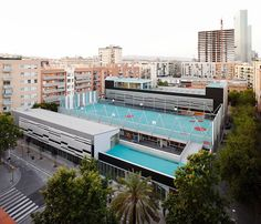 Galería de Sant Martí / SUMO Arquitectes + Yolanda Olmo - 16