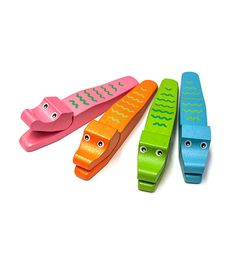 Snappy Castanet From Pintoy from The Wooden Toybox