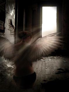 Room of Angel by *ApokryphiaArt