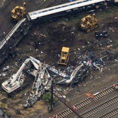 FBI Reports 'No Evidence' Amtrak Train Was Shot Before Crash
