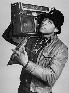 """""""My radio, believe me, I like it loud I'm the man with a box that can rock the crowd Walkin' down the street, to the hardcore beat While my JVC (RC-838) vibrates the concrete."""" Who created the 838?"""