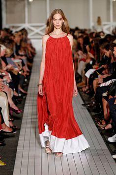 Tendencias primavera 2013 faldas vestidos largos maxi - Tommy Hilfigher