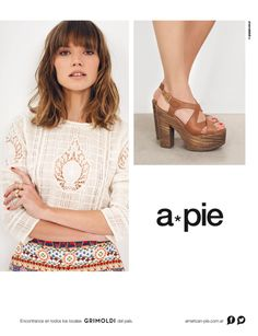 Colección de a*pie Primavera Verano 14/15! #summer #spring #shoes #fashion #trends