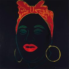 Andy Warhol - Mammy
