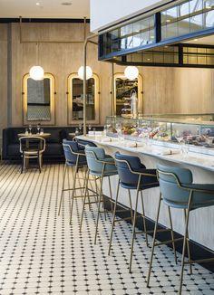 The Gorgeous kitchen London : via MIBLOG