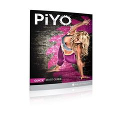 PiYo 3 Dvd Workout Fitness Program *FREE SHIPPING*