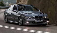 BMW M5 - GRIS