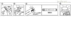 Pilot Wytebord Refillable Whiteboard Marker with Eraser - Medium Point - Black - PILOT WBME-15M-B