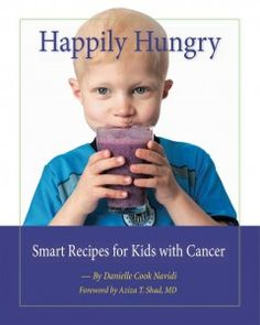 Chemotherapy often diminishes a child's appetite. One mom put together a book of recipes that she made for her son going through treatment.