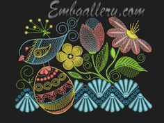 """""""Easter card"""" 