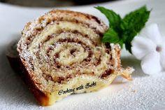 Cooking with Zoki: Noćne gužvarice Baking Recipes, Cake Recipes, Dessert Recipes, Povitica Recipe, Croation Recipes, Torta Recipe, Albanian Recipes, Puff Pastry Desserts, Brioche Recipe