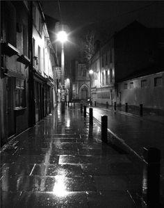 Night Photography Black and White, Black And White Photography, Ireland Photo, Street Art Print, Photography Prints Photography Projects, Night Photography, Fine Art Photography, Street Photography, Landscape Photography, Digital Photography, Nocturne, Cork City, Thing 1