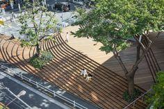 Kengo Kuma Architect Associates - ©Keishin Horikoshi / SS Tokyo