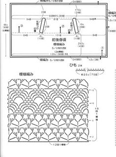 Fada do Crochet: COLETES