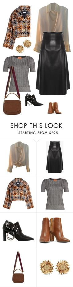 """Untitled #1638"" by clothes-wise ❤ liked on Polyvore featuring ESCADA, Alexander McQueen, Sonia Rykiel, Missoni, Alyx, IRO, Carven and Asprey"