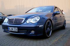 Toutes les tailles | Mercedes Benz W203 | Flickr: partage de photos!