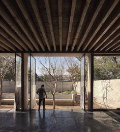 Casa Estudio / Ciudad de México   Manuel Cervantes Céspedes  www.ccarquitectos.com.mx