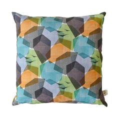 Carbis Bay - Emerald Cushion