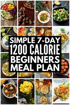 Weight loss has never been easier with our low carb 1200 calorie diet plan! We've got a list of the foods to eat - and avoid - and a sample meal plan! calorie meals Low Carb 1200 Calorie Diet Plan: Meal Plan for Serious Results Filling Low Calorie Meals, Low Calorie Meal Plans, 1200 Calorie Diet Plan, Healthy Low Calorie Meals, Low Calorie Recipes, Diet Recipes, Healthy Weight, Smoothie Recipes, Very Low Calorie Foods