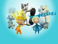 2014 Winter Olympic and Paralympic Games mascots - Wikipedia, the free encyclopedia