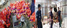 ইট সিমেন্ট বালু মেশানোর যন্ত্র দিয়ে তৈরী করা হয় ডিটারজেন্ট পাউডার - http://paathok.news/22777