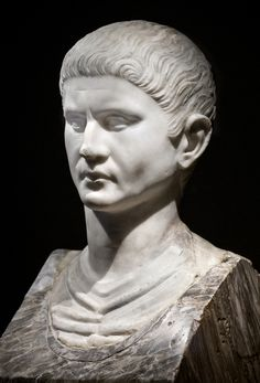 (c. 110 CE) Roman Charioteer Portrait