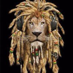 Iron Lion Zion #rasta #rastafari #lion