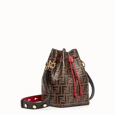 Suede Handbags or Regular Leather What Will it Be Trendy Handbags, Fashion Handbags, Purses And Handbags, Fashion Bags, Calf Leather, Leather Bag, Red Leather, Fendi Purses, Fendi Online Store