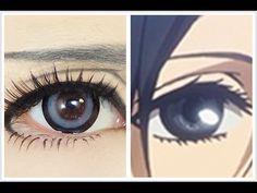 1000 Ideas About Anime Makeup On Pinterest Anime Eye