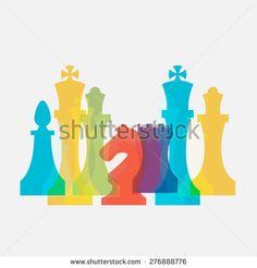 Chess Stock Vectors & Vector Clip Art | Shutterstock