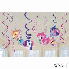 My Little Pony™ Friendship Is Magic Dangling Spirals