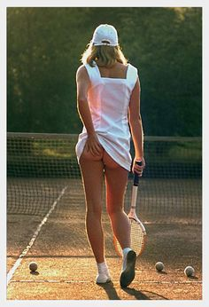 Girl tennis martin elliott