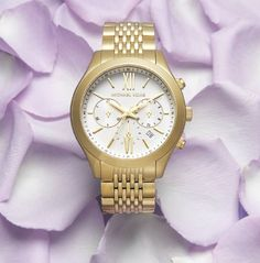 It's Her Time to Shine: Michael Kors Watches BUY NOW!