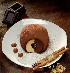 only my favorite dessert in the history of desserts. TARTUFO.