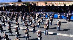 01 Army Band   Captain Antonella Bona  Parata 2 giugno 2014