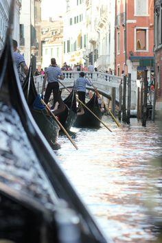Venice, gondole, romantic view, unique city