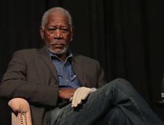 Morgan Freeman - Cindy Ord/Getty Images for SiriusXM