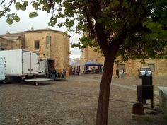 Rodaje MasterChef en Cáceres