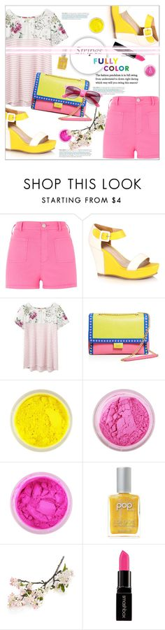 """"""" #381"""" by wonderful-paradisaical ❤ liked on Polyvore featuring River Island, Joules, Boutique Moschino, Pop Beauty, Crate and Barrel and Smashbox"""