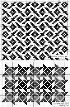 "Photo from album ""Филейные схемы"" on Yandex. Weaving Patterns, Mosaic Patterns, Fabric Patterns, Knitting Charts, Knitting Stitches, Knitting Patterns, Crochet Chart, Crochet Motif, Cross Stitch Geometric"