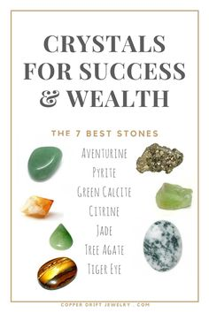 Crystals for Success & Wealth