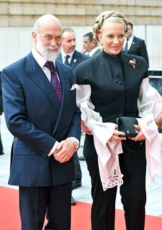 Prince Michael of Kent, Princess Michael of Kent