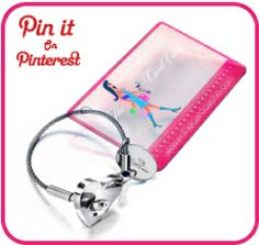 The Card Cache is the perfect card organizer to give with a gift card and to keep my own purse organized...