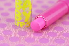 Maybelline Baby Lips Pink Punch- love this for a pink lip that isn't too over the top!!!