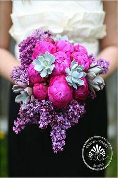 BRIDESMAIDS:   Peony Wedding Flowers | Intimate Weddings - Small Wedding Blog - DIY Wedding Ideas for Small and Intimate Weddings
