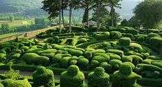 Gardens of Marqueyssac | Vézac, France