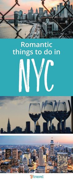Are you searching for #romantic things to do in NYC? If so you've picked a brilliant destination with endless places to eat, places to drink and things to see! #NYC #NewYork #USATravel #Adventure #Explore #Discover #Travel #TravelTips #BestTravelTips #Get